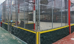 All Star Park Batting Cages: 30- or 60-Minute Batting-Cage Session at All Star Park Batting Cages (Up to 31% Off)