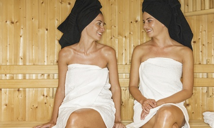 Heatwave Sauna Session For One (from £5) or Two (from £9) People at Aldabella (Up to 63% Off)
