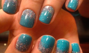 Lilo's Nails: Up to 48% Off Gel Manicures and Pedicures  at Lilo's Nails