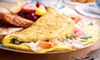 Atomic Omelette and Grill - South Side: $5 for $10 Worth of Diner Food at Atomic Omelette and Grill