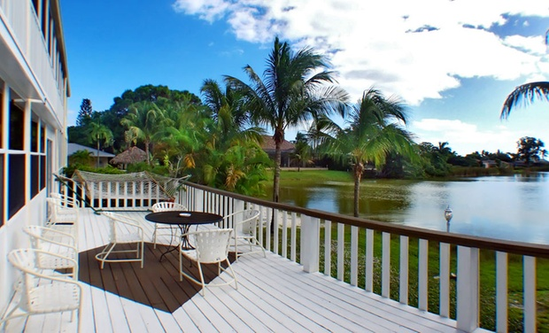 Lakeside Inn - Marco Island, FL: Stay at Lakeside Inn in Marco Island, FL. Dates into September.