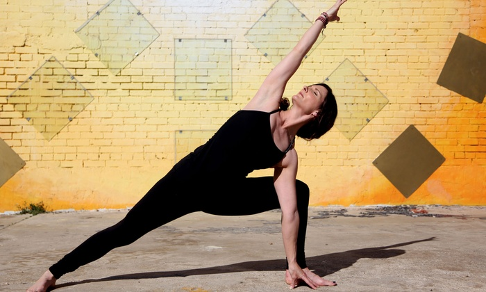 Vibe Yoga - Allen: 10 or 20 Classes or Three Months of Unlimited Classes at Vibe Yoga (Up to 73% Off)