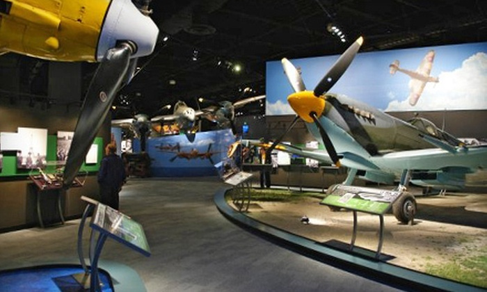 The Museum of Flight - Boeing Field: Visit to The Museum of Flight for Two or Four (Up to Half Off)