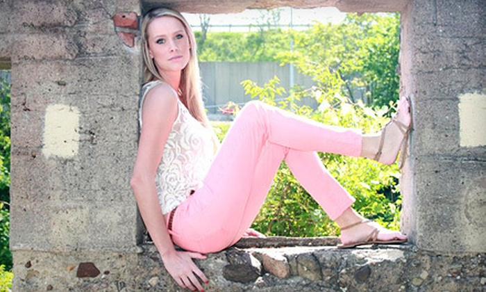 Be More Photography Limited  - Cuyahoga Falls: $55 for 60-Minute On-Location Photo Shoot with Prints and Images fromBe More Photography Limited  ($242 Value)
