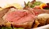 Center Street Tavern & Restaurant - Cramerton: Southern-Inspired Food at Center Street Tavern & Restaurant (Up to Half Off)