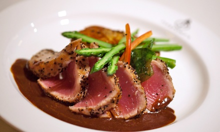 $35 for $60 Worth of Steak-House Cuisine and Seafood for Dinner for Two at Pierpont's at Union Station