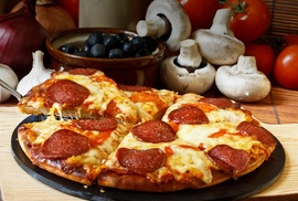 Mountain Mike's Pizza-San Rafael: $5 Off With Purchase of $25 or More at Mountain Mike's Pizza-San Rafael