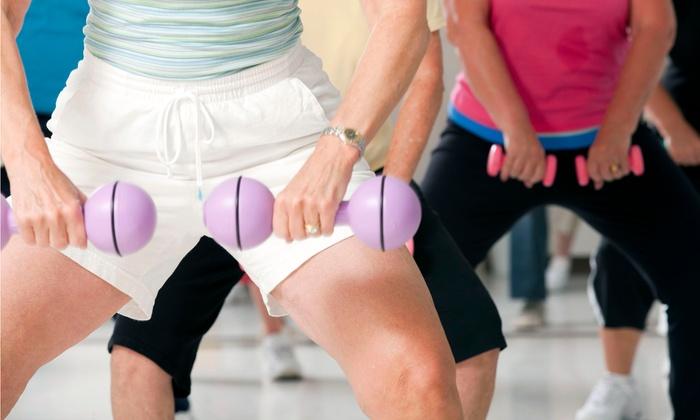 Cardio Metabolic Institute - Somerset: $300 for Medically Supervised Group Exercise Classes at Cardio Metabolic Institute ($400 Value)