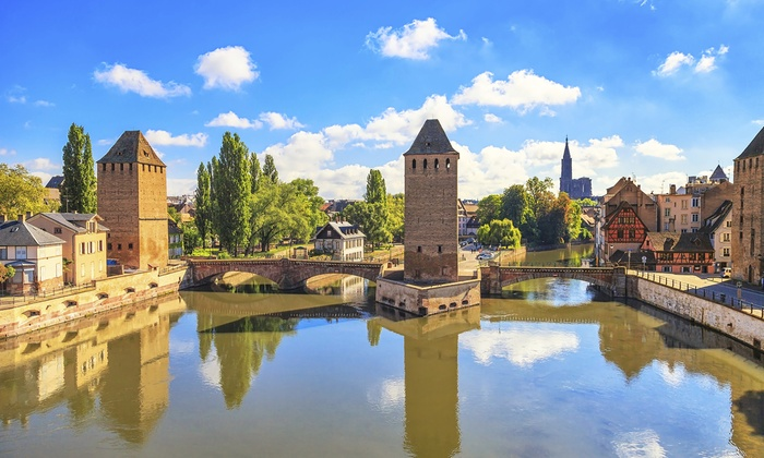 Ste cap europe appart hotel be strasbourg alsace for Appart hotel strasbourg