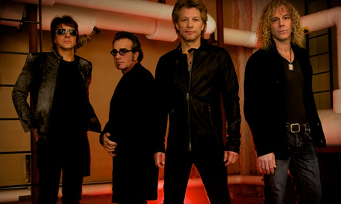 Bon Jovi: Because We Can - The Tour - Downtown: One Ticket to See Bon Jovi: Because We Can - The Tour at Frank Erwin Center on April 10 at 7:30 p.m. (Up to 51% Off)
