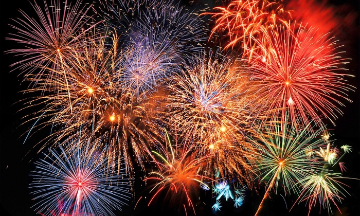 Davey Jones Fireworks Superstore - Multiple Locations: $23 for $40 Worth of Fireworks at Davey Jones Fireworks Superstore