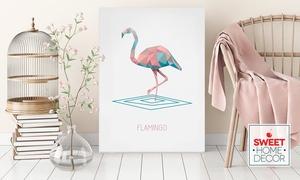 Sweet Home Decor: Obrazy z grafiką do personalizacji oraz tabla ślubne od 4,99 zł na Sweet Home Decor