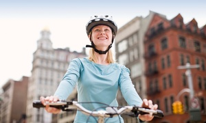 Bike and Roll: Two-Hour or Full-Day Bike Rentals for One or Two People from Bike and Roll (Up to 66% Off)