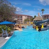 Tropical-Themed Resort Minutes from Orlando