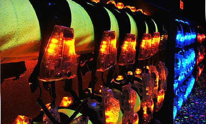 Ultrazone Family Entertainment - Fort Wayne: Two Games of Laser Tag for Two or Four at Ultrazone Family Entertainment (Up to Half Off)