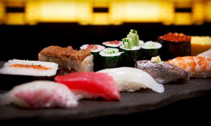 Osaka Sushi & Japanese Cuisine - Clifton: $15 for $30 Worth of Sushi and Asian Fare at Osaka Sushi & Japanese Cuisine