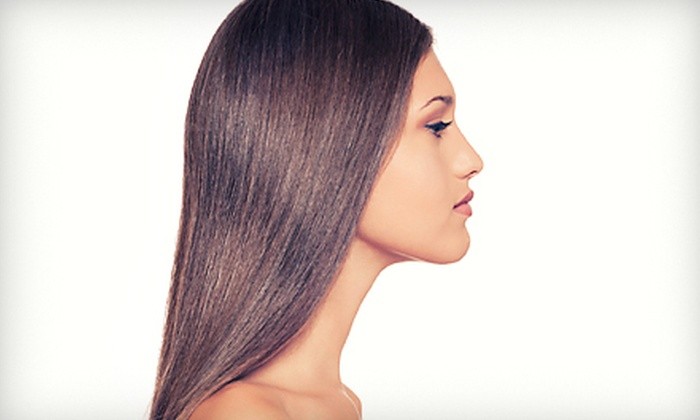 Silvana at Hair Studio Janusz - University Heights: $109 for a Brazilian Blowout from Silvana at Hair Studio Janusz (Up to $350 Value)