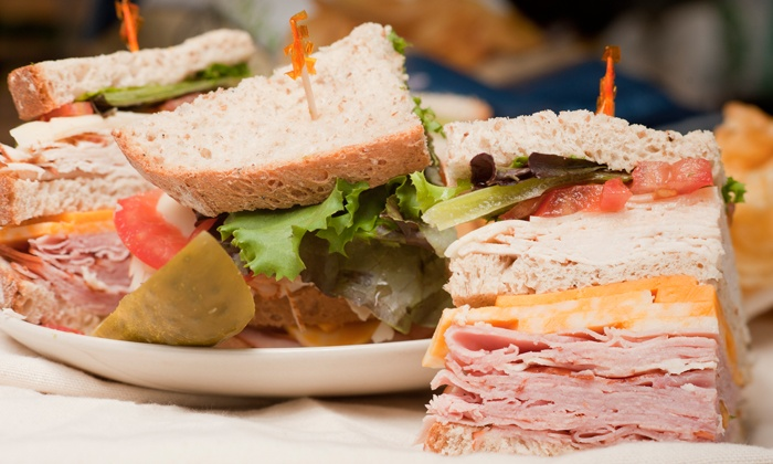 McAlister's Deli - Murfreesboro: $6 for $12 Worth of Sandwiches, Spuds, and Salads at McAlister's Deli