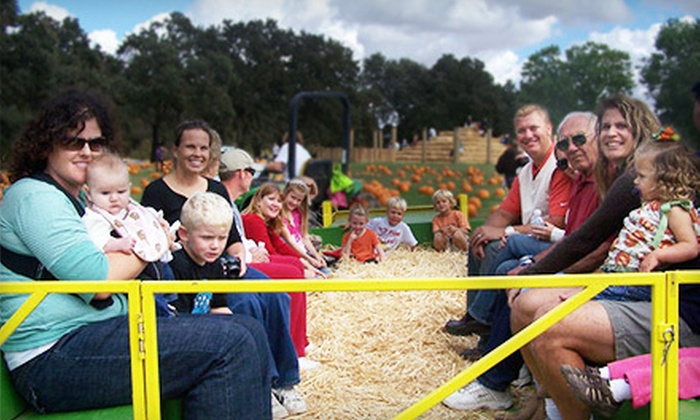 Fog Willow Farms - Wilton: $12 for a Farm Visit for a Family of Four at Fog Willow Farms ($24 Value)