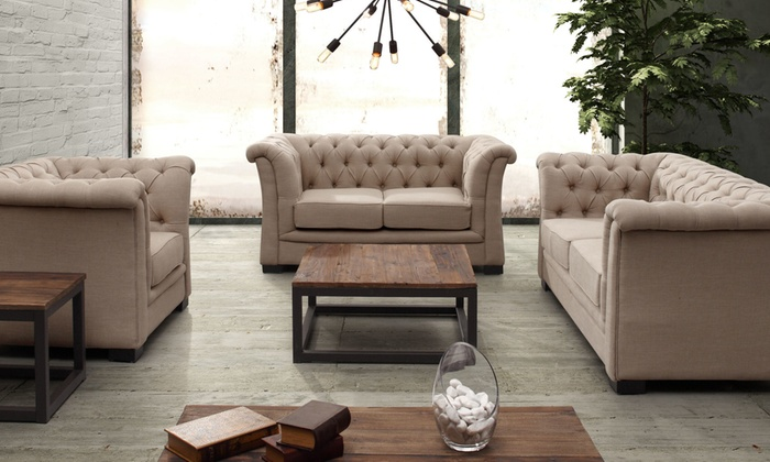 Chester Hill Sectional Sofa Sets Groupon Goods