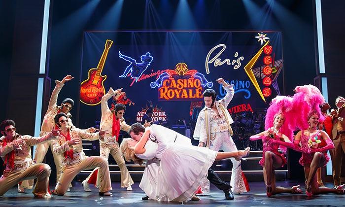 """Honeymoon in Vegas"" - New York: ""Honeymoon in Vegas"" On Broadway at Nederlander Theatre—Tickets start at $51"
