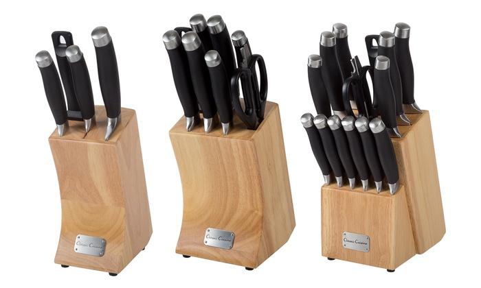 Classic Cuisine Knife Sets Groupon Goods