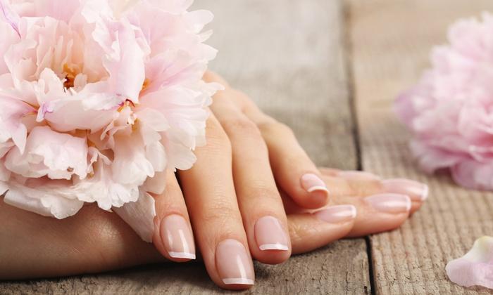 Pampered Hands - Castleton: Basic Manicure from Pampered Hands (53% Off)