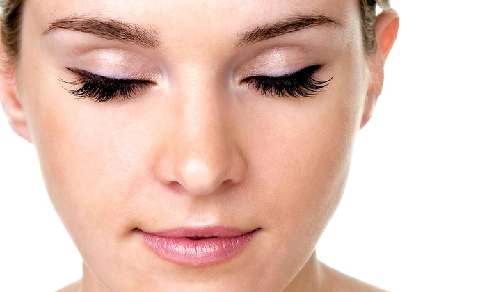 Lashes, Brows & Lips - Allen: Lash Extensions with Options for Brow Shaping and Lash Refill at Lashes, Brows & Lips (Up to 68% Off)