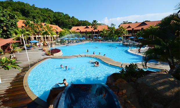 Redang: Resort + Coach + Snorkel 3