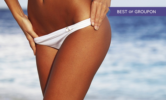 Waxing: Brazilian or Hollywood (from £10) Plus Underarms (from £14) at West End Beauty Clinic (Up to 72% Off)