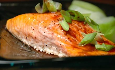 Upscale Dinner Cuisine on Weekends or Weekdays at Pearl Restaurant (Half Off)