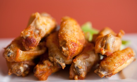 $15 for One Appetizer and 20 Wings for Two at Wings at Ale of Lexington (Up to a $28.98 Value)