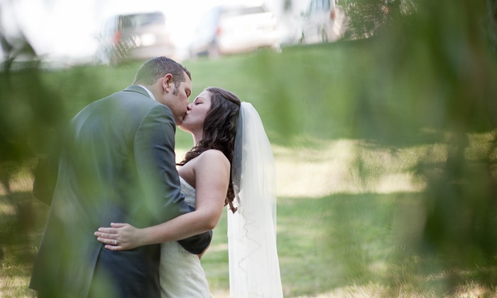 Joseph Galdieri Photography - Rochester: $3,700 for $8,500 Worth of Outdoor Wedding Photography at Joseph Galdieri Photography