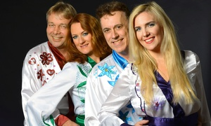 "Let`s Showtime: 2 Tickets für ""A Tribute to ABBA – Unforgettable"" am 25. August in Eggersdorf (50% sparen)"