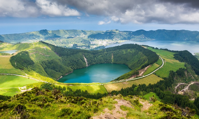 7-Day Azores Vacation with Airfare from Boston from Azores Express