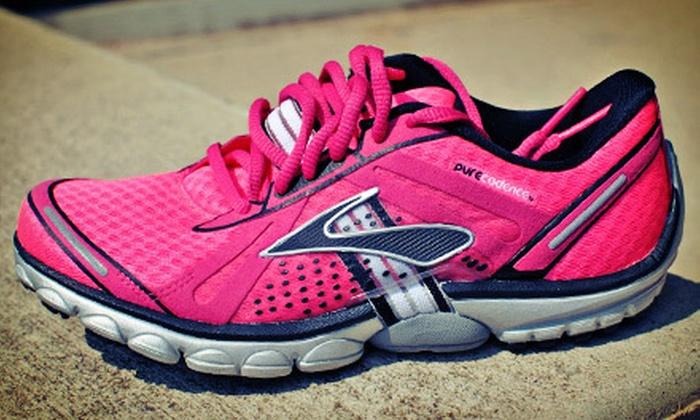Running Shoes Athens Ga