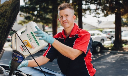 One or Two Conventional or Synthetic Oil Changes and Tire Rotations from YourMechanic (Up to 71% Off)