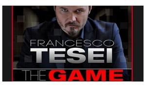 AMADEUS  SRL: Biglietti per Il Mentalista - Francesco Tesei il 9 febbraio al Teatro Brancaccio di Roma (sconto fino a 27%)