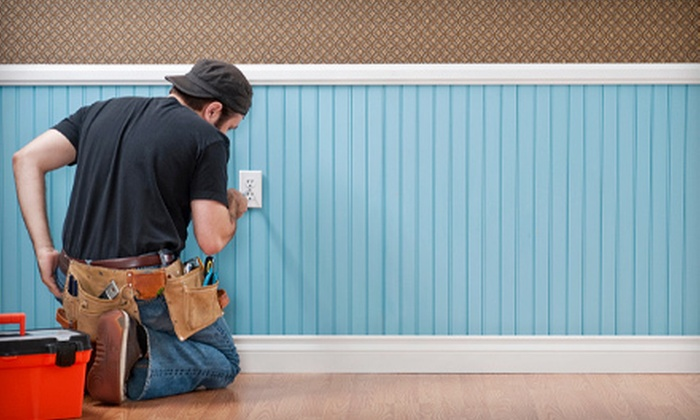 Verde Development - Baltimore: 2, 4, 8, or 16 Hours of Handyman Services from Verde Development (Up to 75% Off)