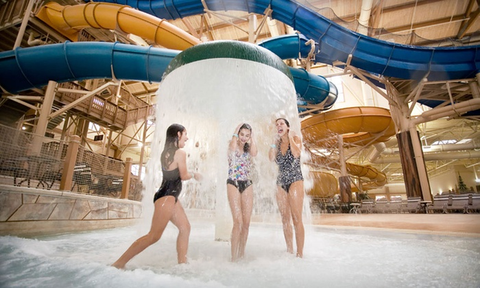 Great Wolf Lodge Williamsburg - Williamsburg, Virginia: One- or Two-Night Stay with Water-Park Passes at Great Wolf Lodge Williamsburg in Virginia