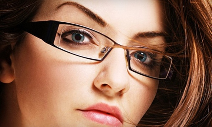 Arizona Primary Eye Care - Tucson: Prescription Glasses at Arizona Primary Eye Care (Up to 85% Off). Three Options Available.
