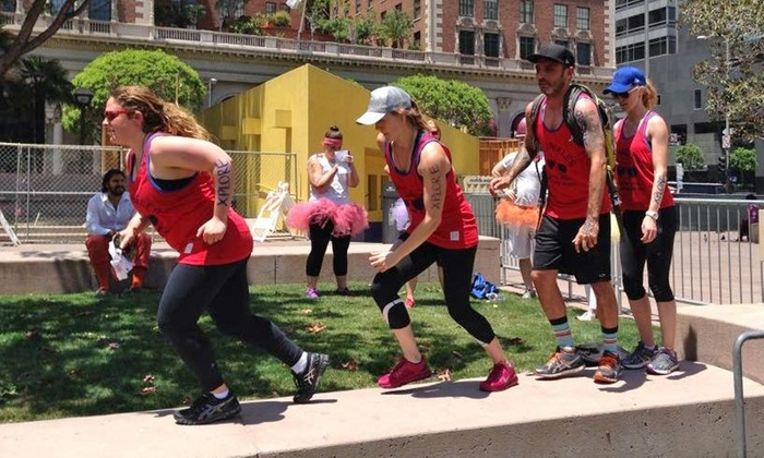 Xplore Urban Adventure Race - Minneapolis / St Paul: $25 for Registration for One to the Xplore Urban Adventure Race on Saturday, August 2 ($50 Value)