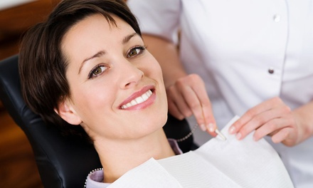 Dental Exam Package with X-Rays for One ($69) or Two People ($125) at Dentists on Birkenhead