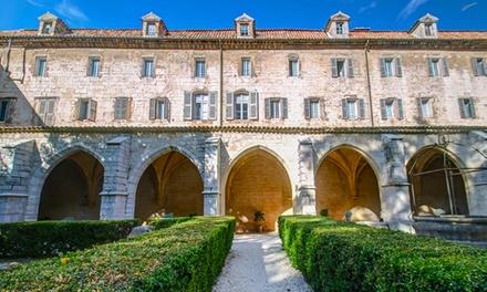 Provence : Nuitée 4* avec petit déjeuner et dîner gastronomique en option, à lhôtel Le Couvent Royal pour 2 personnes