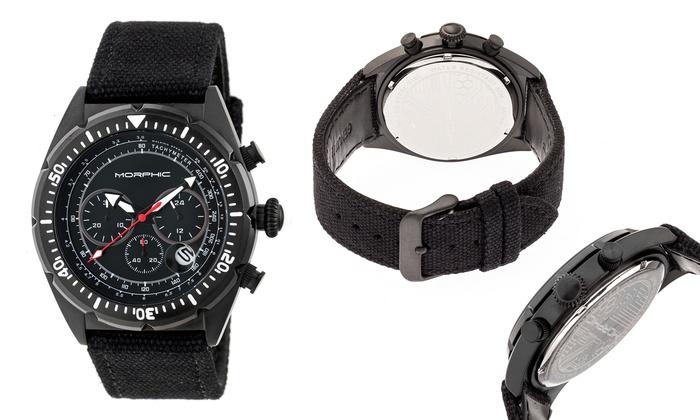 069c252a4 Morphic Men's M53 Series Watch | Groupon Goods