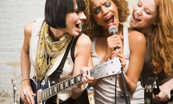 Cooper Studios - Kerrisdale: Up to 56% Off 30-minute Vocal Lessons at Cooper Studios
