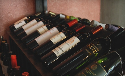 Wine Tasting for 2 (a $60 value) - Paola's Vinum in Chicago