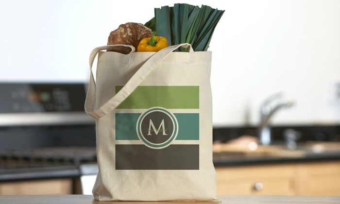 CafePress: One or Two Personalized Tote Bags from CafePress (Up to 54% Off)