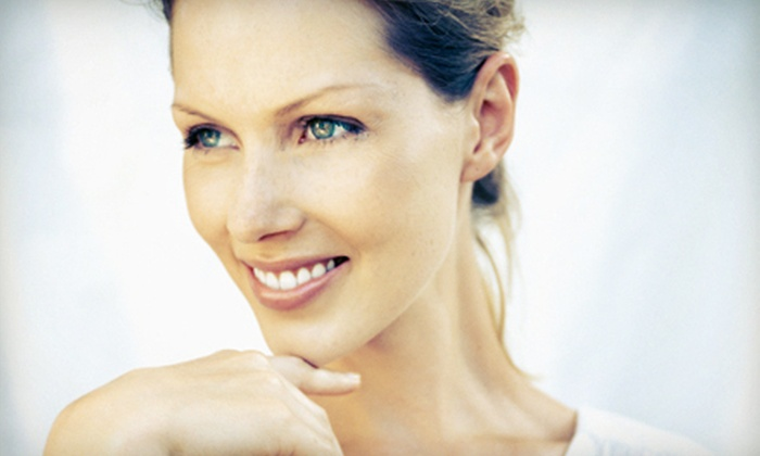 Beautiful Image of the Triad - Greensboro: One or Three Anti-Aging Microcurrent Treatments at Beautiful Image of the Triad (Up to 63% Off)