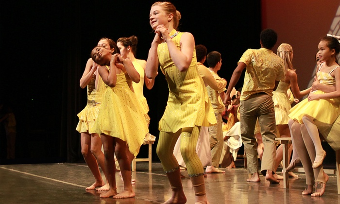 The Center for Contemporary Dance - Winter Park Commerce Center: 5 or 10 Hours of Introductory Dance Classes at The Center for Contemporary Dance (Up to 60% Off)
